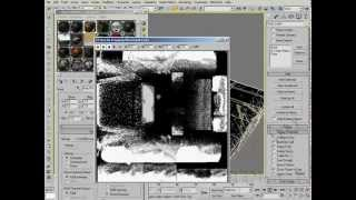 Geometry dirt modeling on any object 2008 tutorial 3ds max
