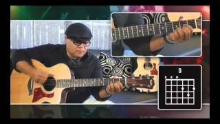 NEW* Israel Houghton - Your Presence is Heaven (w/ Tutorial)