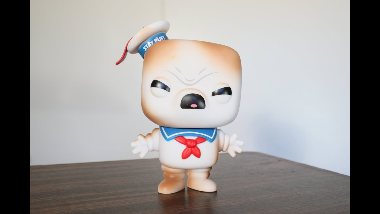 Ghostbusters S.H.Figuarts Stay Puft Marshmallow Man |Puft Marshmallow Man