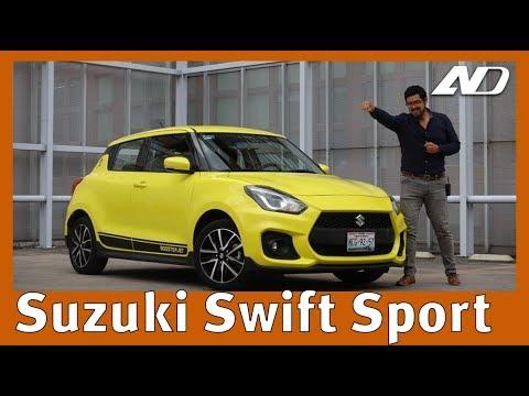 Suzuki Swift Sport ⭐ - La Mayor Diversión Con Poco Dinero