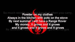 Snoop Dogg Ft. Busta Rhymes & Stresmatic - Powder On My Clothes (Lyrics)
