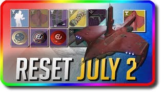 Video-Search for destiny 2 nightfall 11th June