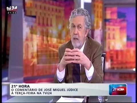 TVI 24 - Jose Miguel Judice