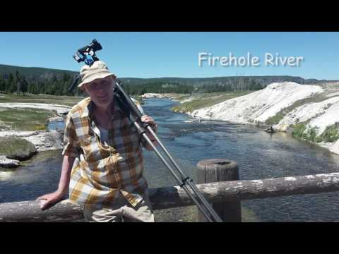 USA3/7: Yellowstone: geysers, colorful pools, geothermal attractions