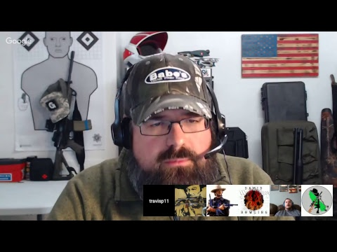 Caliber Corner #81: Bulk food and water prepping, Viewer Q&A, 15K Sub GAW and more!