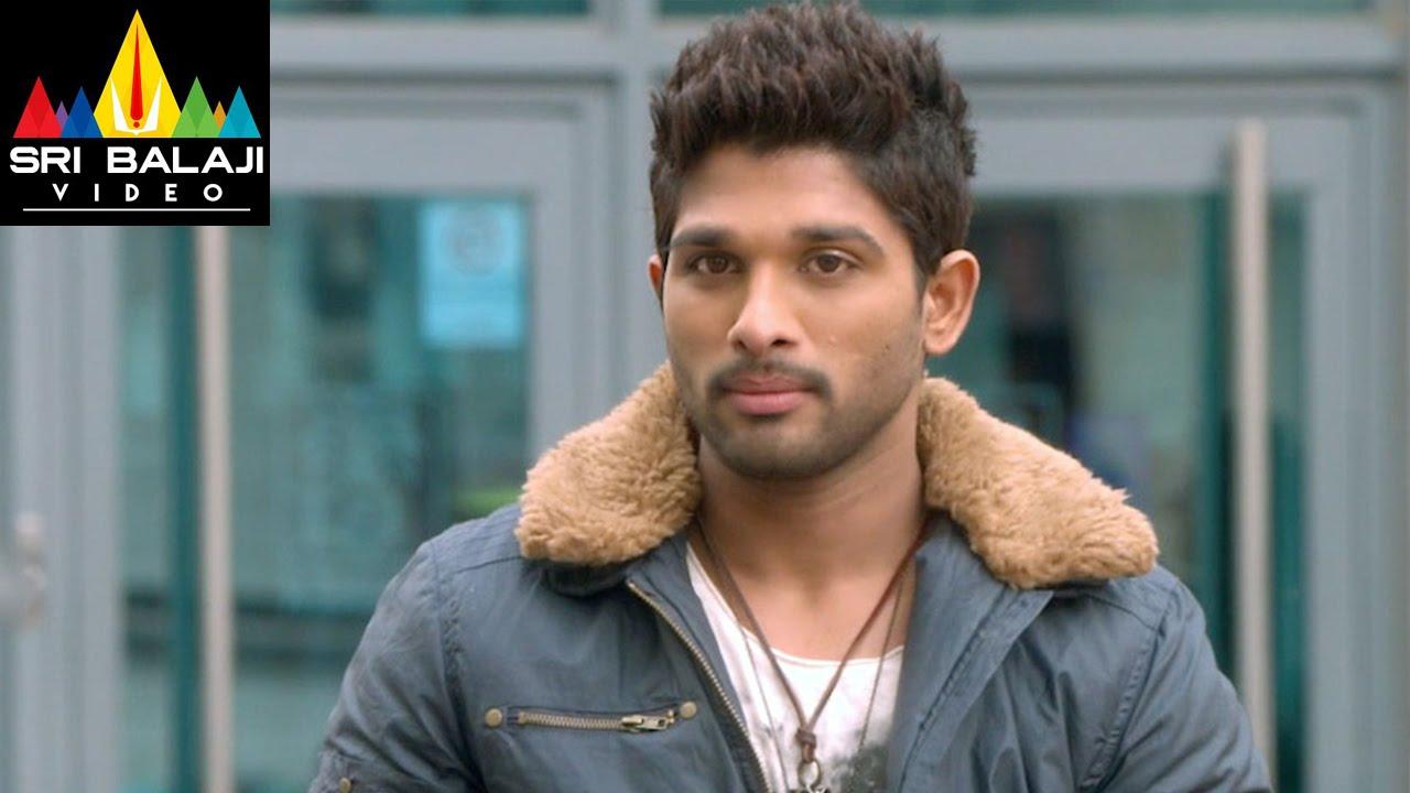 Download Iddarammayilatho Telugu Movie Part 4/11   Allu Arjun, Amala Paul, Catherine Tresa   Sri Balaji Video