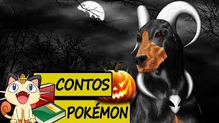 Contos Pokémon #4 - Houndoom o Pokémon Sombrio