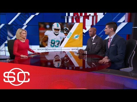 Breaking down the potential landing spots for Ndamukong Suh | SportsCenter | ESPN