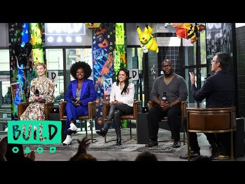 "Steve McQueen, Viola Davis, Michelle Rodriguez & Elizabeth Debicki Discuss ""Widows"""