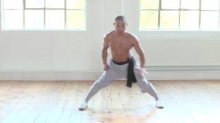 The 5 Fundamental Shaolin Stances - Qigong and Kung Fu
