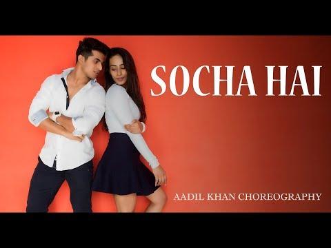 Socha Hai | Aadil Khan Ft.Padmavati...