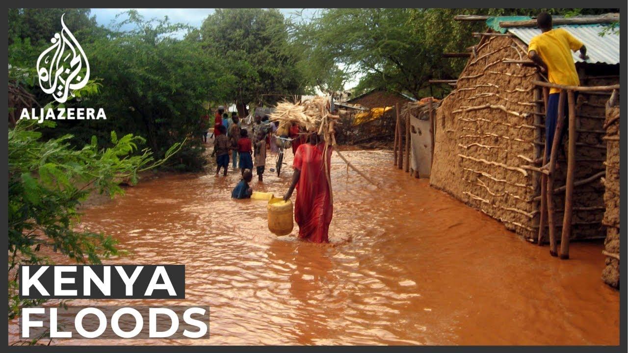 DECEMBER 2019: Kenya floods: More rain expected in region