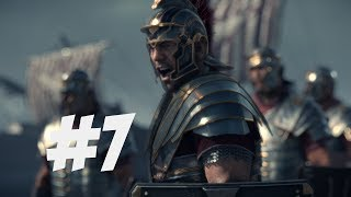 Ryse: Son of Rome Gameplay Playthrough Part 7 (Xbox One)