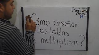 ¿Cómo aprender y empezar a enseñar las tablas de multipli...
