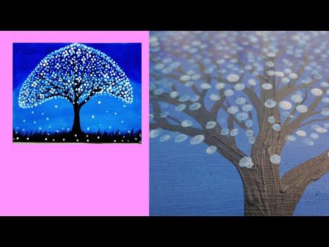 Easy To Make Magical 😍Landscape Painting For Beginner  | Neal Art Studio