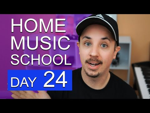 ��Introduction to Minor Keys and Curving FingersHMS DAY 24