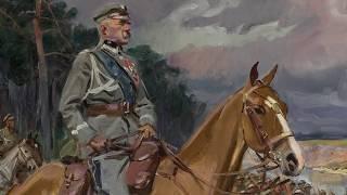 Józef Piłsudski na Kasztance, W. Kossak /#2 Krzycząc: Polska! Niepodległa 1918