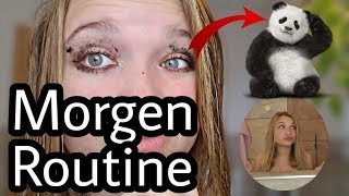 Drehtag MORGEN ROUTINE💄 - total normal, NICHT!😂 / Couch Kult