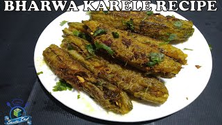 BHARWA KARELE RECIPE | SHEEBA CHEF