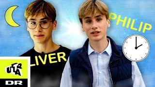 Oliver på natoptagelser: Skal være med i en ny serie | Replay | Ultra