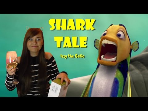 Shark Tale ~ Movie Review | Izzy the Catic |