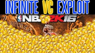 NBA 2K16 - UNLIMITED VC   VC GLITCH EXPLOIT   TIPS   INFINITE MONEY   VC CHEAT
