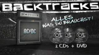 ACDC Backtracks - der heilige Gral für alle Fans!