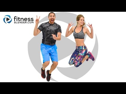 Day 2: Free 5 Day Workout Challenge for Busy People - Fat Burning/Cardio/Upper Body