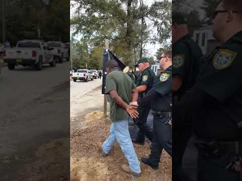 False arrest in wakulla county florida