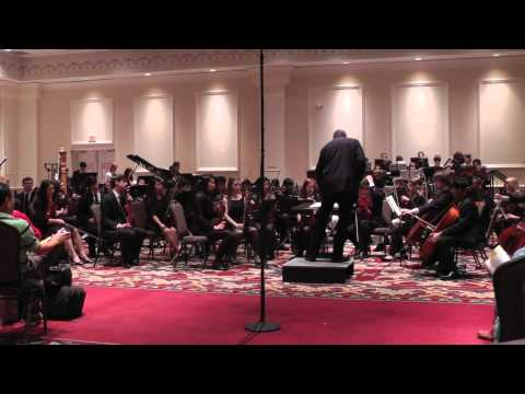 The Three Cornered Hat, Suite No. 2 - Louisiana All State Orchestra 2013