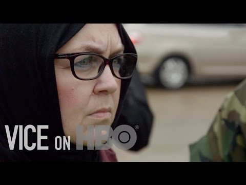 Gianna Toboni's Cycle of Terror Debrief (VICE on HBO) - YouTube