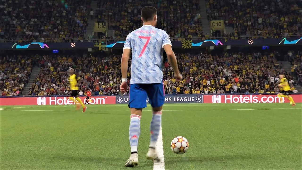 Download Cristiano Ronaldo Invented Skills Never Seen in Manchester