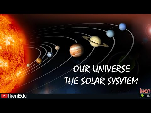 Our Universe - The Solar System - YouTube