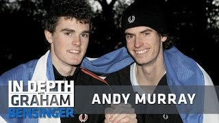 Andy Murray: My brother was always better