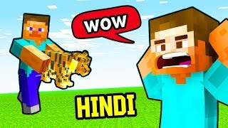 Carry-ON MINECRAFT Hindi Mods | FUNNY HINDI | Hitesh KS
