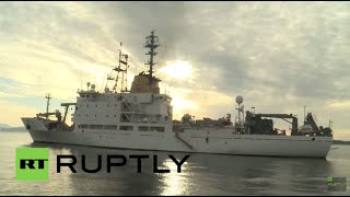 Norway: NATO tests submarine-detecting drones