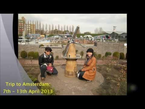 Trip to Amsterdam/Rotterdam/Keukenhof, Holland