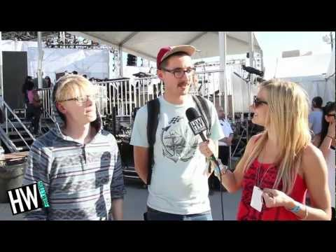 Alt-J Discusses 'Breezeblock' Music Video & Band Name Origins!