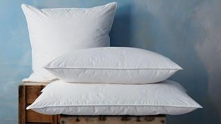 Soaka&Sleep Duck Feather & Down Pillow