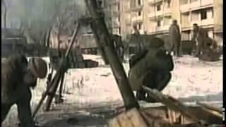 Морская пехота - Северный флот -  Грозный 1995 г.