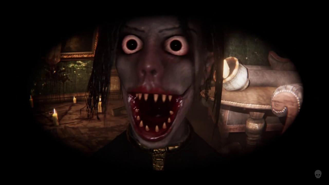 Escape the Ayuwoki - Freaky Michael Jackson Jump Scare Horror Game!