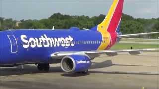 *Almost Diverted* Southwest 737-700 (New Livery) Full Flight from New Orleans to Phoenix