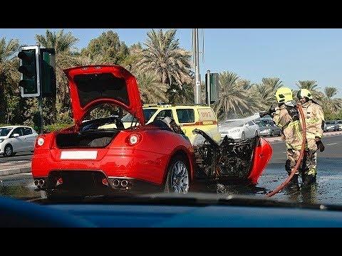 Car Crash Compilation 2017 - DUBAI Edition (EXTREME)