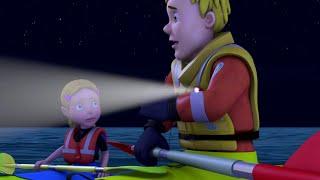 Sam il Pompiere Italiano 🌟Problemi sull'acqua!  🌟Nuovi episodi 🔥Cartoni animati