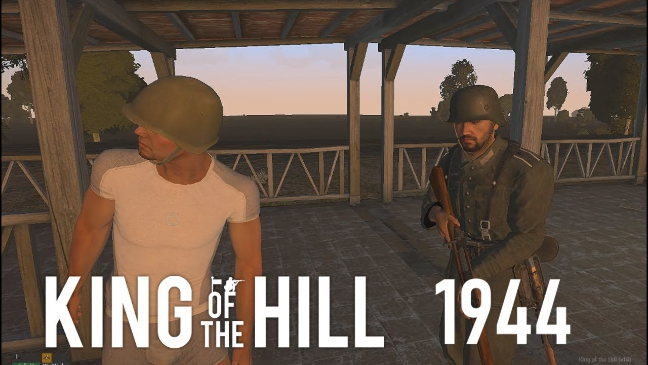 ArmAKotH com - King Of The Hill - 1944 - Tango Down - EU #1 - ARMA 3