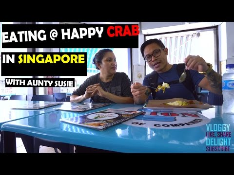 SINGAPORE FOOD @ HAPPY CRAB INDIAN FOOD! recipe/street/guide/court/review/buzzfeed