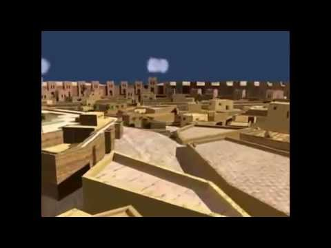 Mesopotamian City State Layout