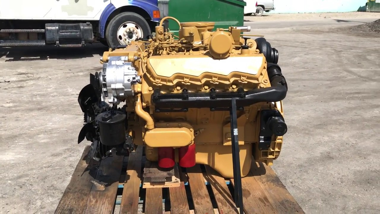 caterpillar 3208t engine turbo serial 02z53777 ca truck parts [ 1280 x 720 Pixel ]