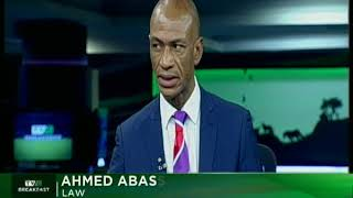 TVC Breakfast 18th Jan| Detention of EL ZAKZAKY| Ahmed Abass