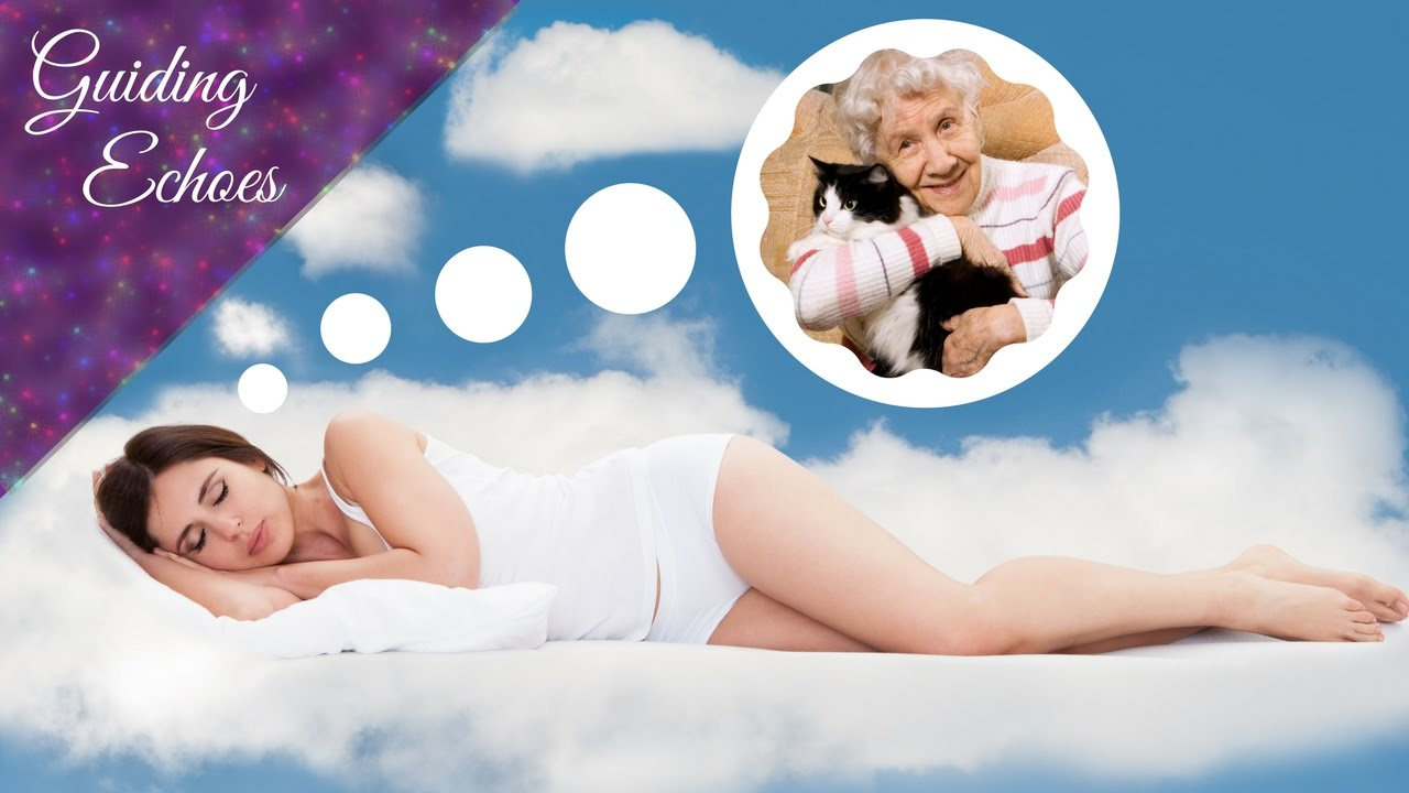 Has A Deceased Loved One Visited You In A Dream?